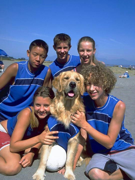 Air Bud...great student athlete or bad role model?