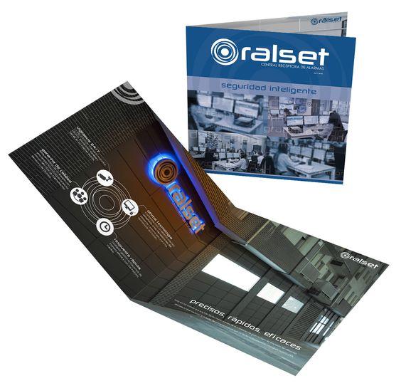 Catálogo corporativo de Ralset Seguridad