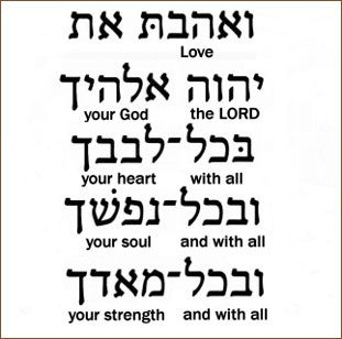 how to say praise god in hebrew