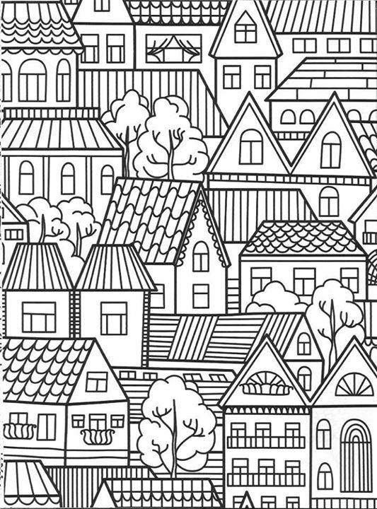 Pin Auf Art Coloring Book Adults