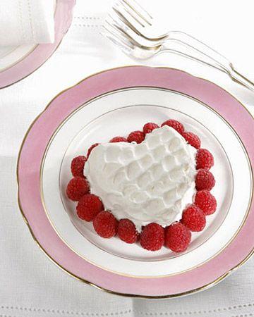 sweet valentine day creme valentines valentines food valentine recipes ...