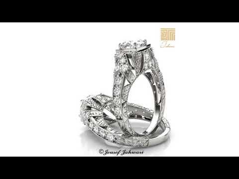 اجمل خاتم الماس للخطوبه أو الزواج 2019 Youtube Engagement Rings Rings Engagement