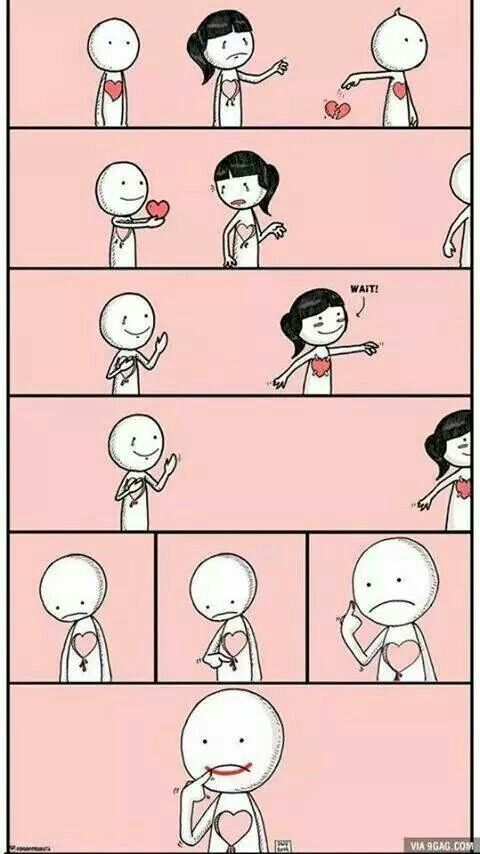 Meaningful :'(