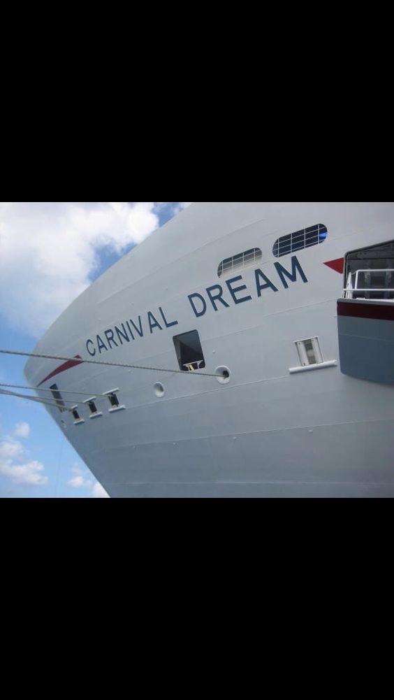 Carnival Dream!