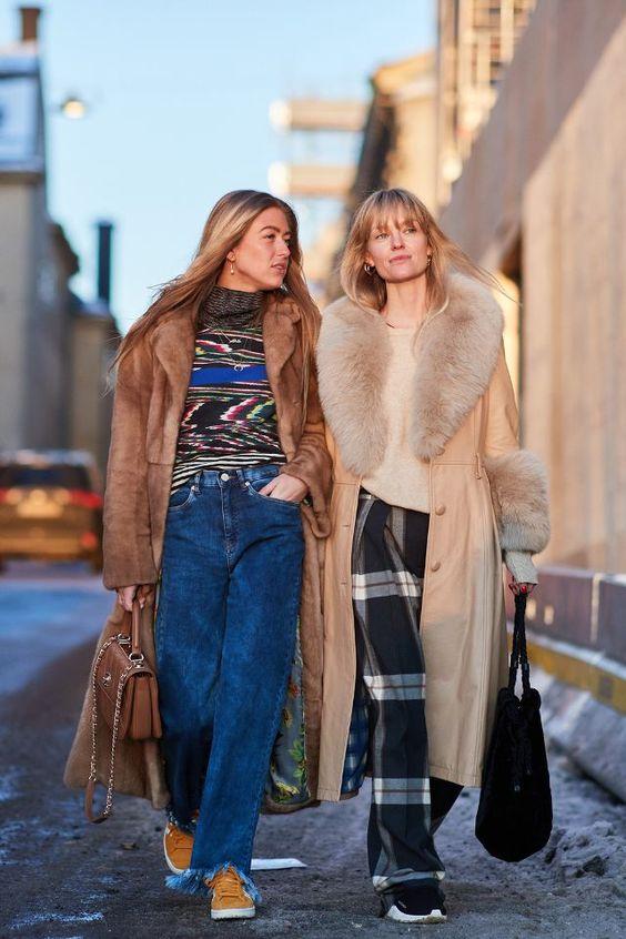 Stockholm Fashion Week Street Style 2018