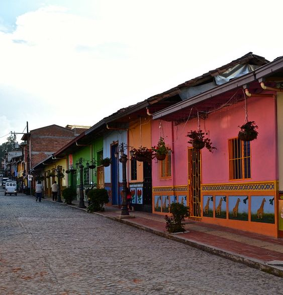 Visit small villages with AndeTransit
