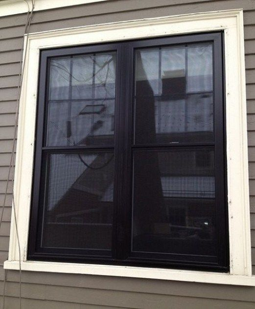 Seven Reliable Sources To Learn About Painting Exterior White Vinyl Windows Black In 2020 Painting Vinyl Windows Black Vinyl Windows Windows Exterior