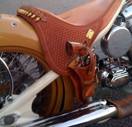 motorcycle holster