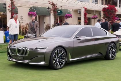 BMW Series Alpina BMW Series Concept BMW - 2015 bmw 8 series price
