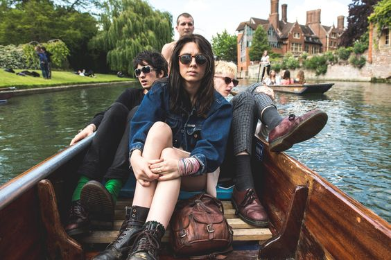 """Ellie Rowsell von Wolf Alice: """"I never wanted to preach any message"""""""