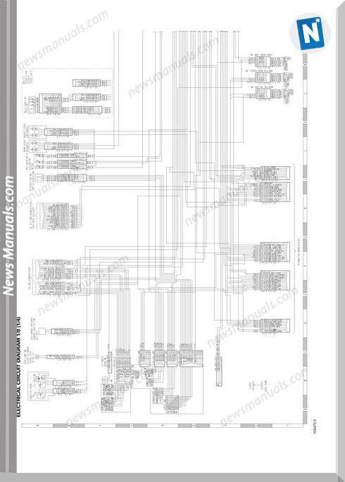 Komatsu Wiring Schematic