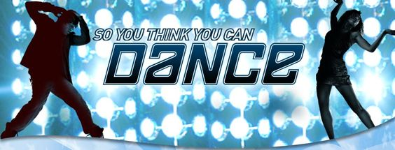 So you think you can dance, dance, dance!