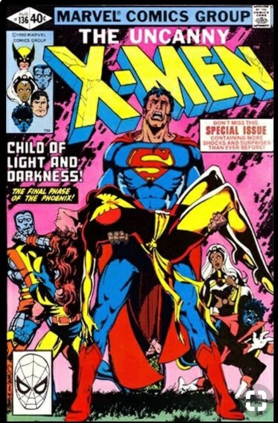 Superman Vs X Men Supermanvsxmen Xmenvssuperman Superman Manofsteel Xmen Pheonix Dcvsmarvel Marvel Comic Books Marvel Comics Covers Comic Book Covers