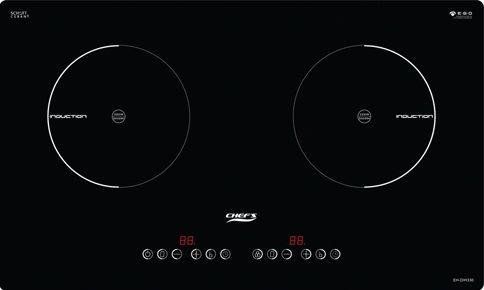 Tìm hiểu những thông số kỹ thuật trên bếp từ Chefs EH DIH330
