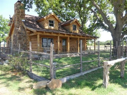 Home pictures of and log cabin modular homes on pinterest for Cabin builder texas