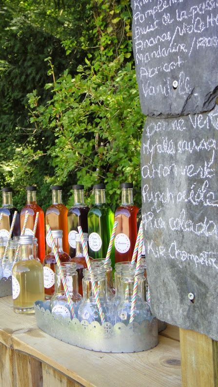 Bar à sirops...:
