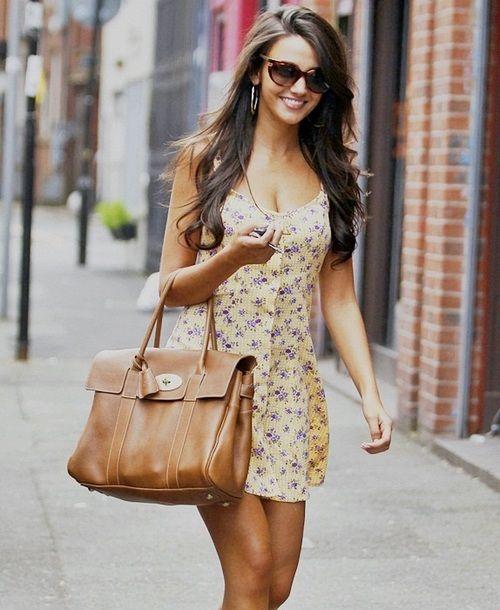 Michelle keegan yellow midi dress – Dress blog Edin