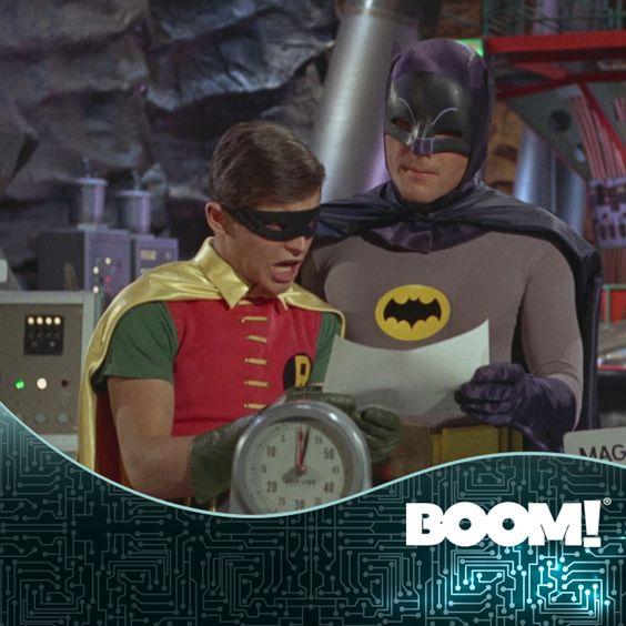 Un día como hoy pero de 1966 se emite por primera vez la serie televisiva Batman.
