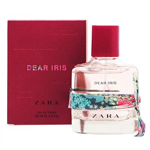 Zara Dear Iris ادکلن زارا دییر آیریس Perfume Iris Zara