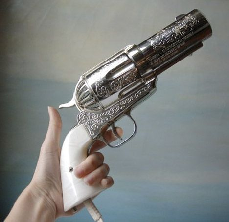 This is a hairdryer. Doesn't get much cooler than that.