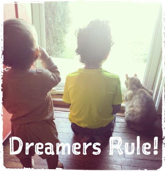 Kids. Dreamers Rule.