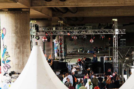 Brückenfestival 2014