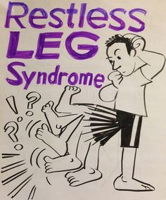 An Absolute Cure for Restless Legs Syndrome (RLS)