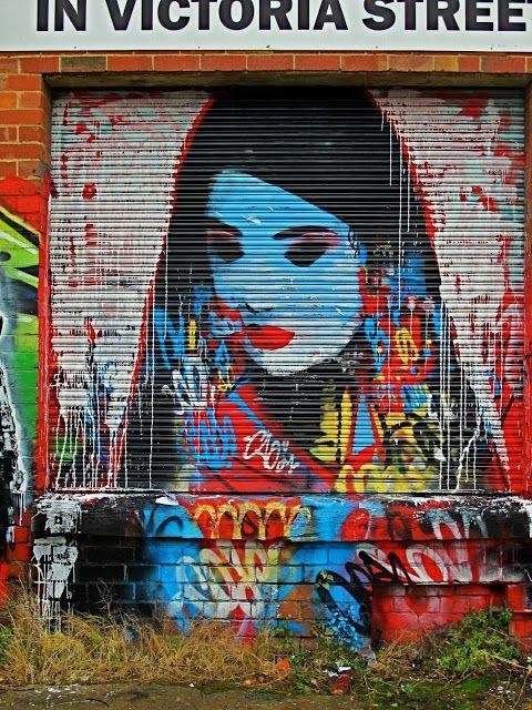 http://4.bp.blogspot.com/-6c8H7BQDoYo/T8sYH3SxeJI/AAAAAAAAQjg/YS7bEZS73Rw/s640/streetartnews_hush_wallmelbourne-3.jpg: Artsy Stuff, Street Art, Creative Art, Australia Streetartnews, Art Graffiti