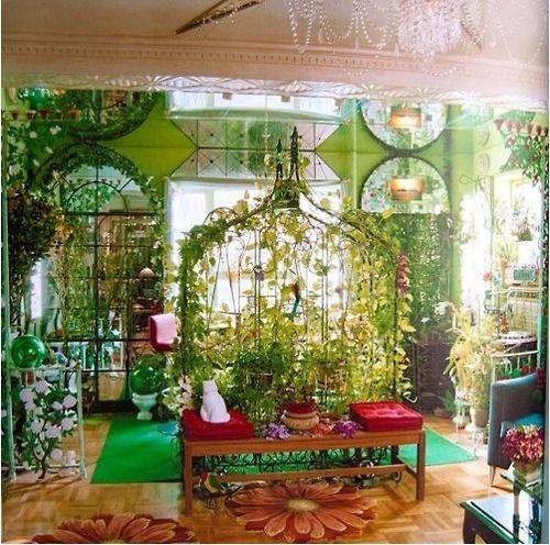 Image detail for room boho bohemian boho room boho decor for Garden room decor