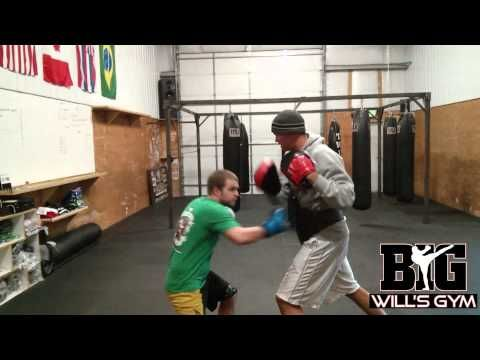 Boxing Slip And Counter
