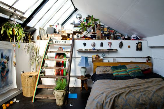 The London Home and Studio of Artist Louis Masai Michel