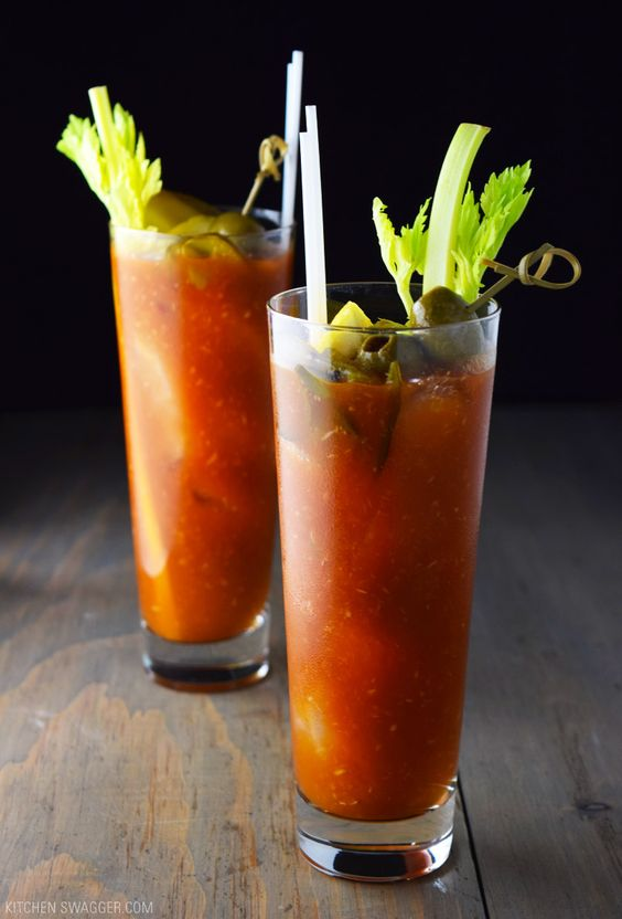 bloody mary bloody mary recipes and brunch on pinterest. Black Bedroom Furniture Sets. Home Design Ideas