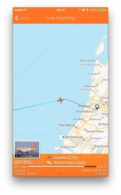 SkyNews: easyJet to offer live aircraft tracking with Flightradar24   Breaking Travel News