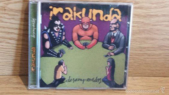 IRAKUNDA. DESAMPARADOS. CD / EDIVOX - 2007. 12 TEMAS / CALIDAD LUJO