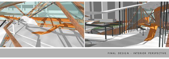 Exercise 7 - Final Design Interior Perspective