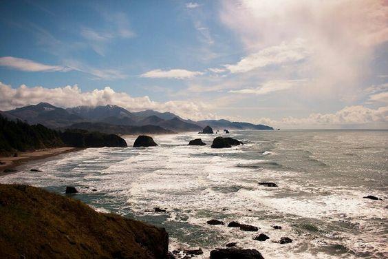 Oregon coast <3
