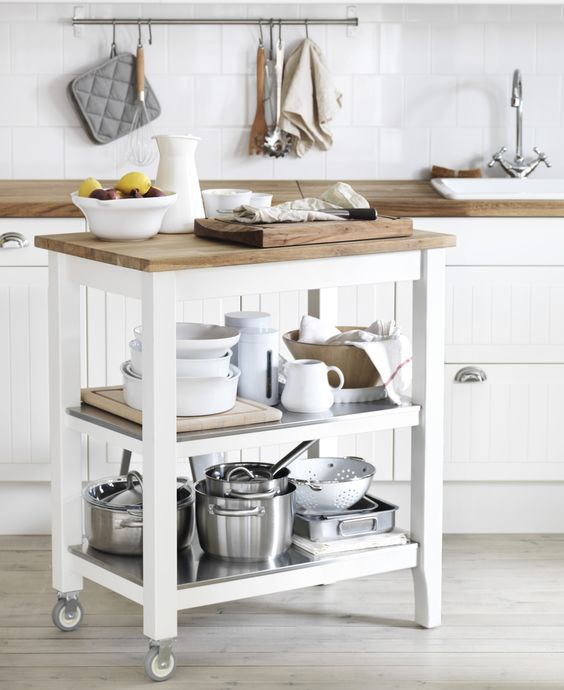 Stenstorp roltafel. maak je keuken helemaal af met onze producten ...