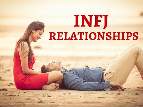 best myers briggs relationship matches