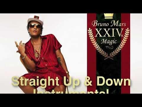 Bruno Mars Straight Up Down Instrumental Youtube Bruno Mars Versace On The Floor Album Of The Year