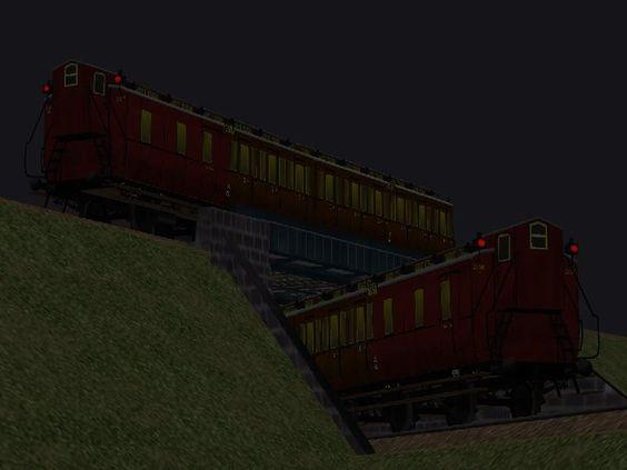 KPEV Personenwagen 3. Klasse, Gattung - CPw3 pr12. Bis #EEP6 http://bit.ly/KPEV-CPw3-pr12