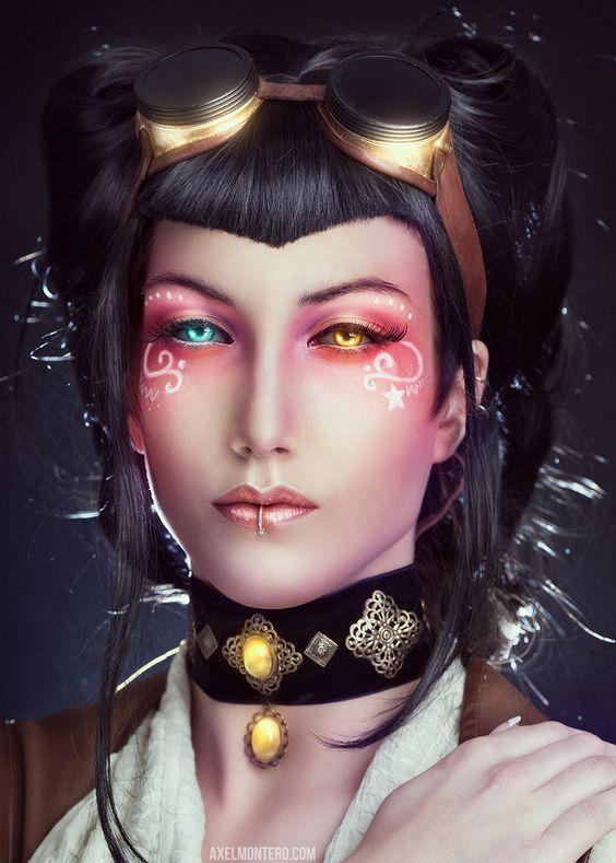 Medusa the Dollmaker by axelmontero
