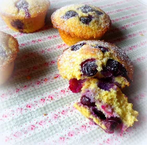 maple corn and more english kitchens corn muffins blueberries ...