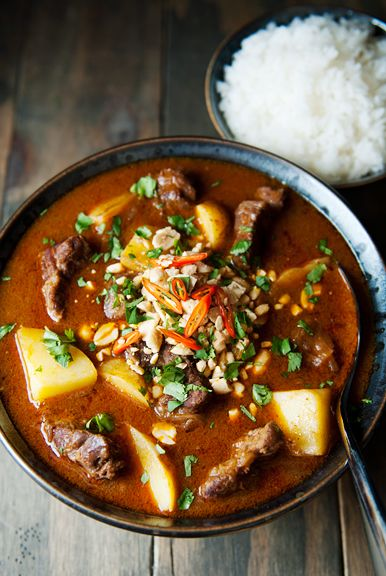 massaman beef curry recipe | use real butter