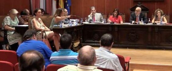 Expulsan de un pleno a una concejala del PP de Ciudad Real por encarase al público