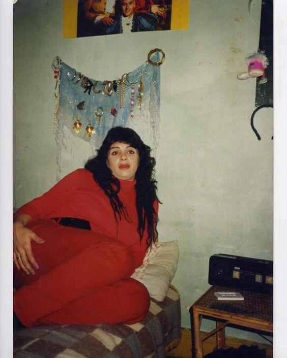 Imágenes de Claudia Pía Baudracco, en el día de los Derechos de las Personas Trans