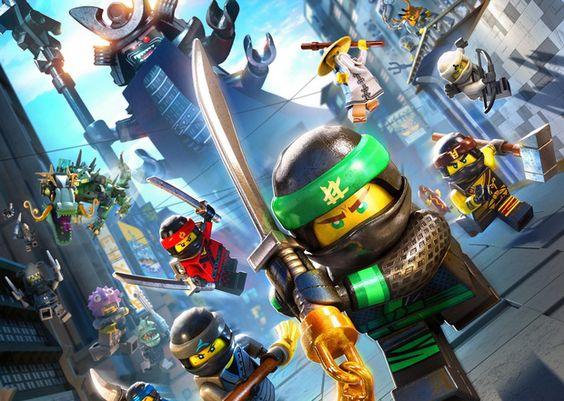 The Lego Ninjago Movie Thuyết Minh