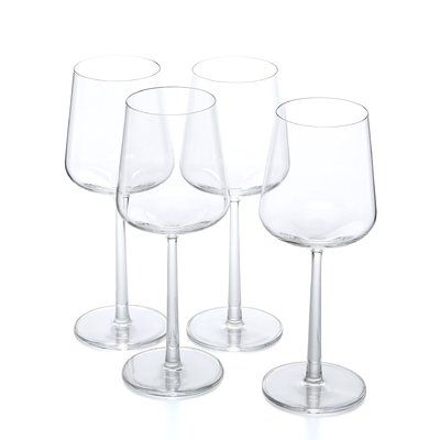 Iittala Essence 15 Oz Crystal Red Wine Glass Wine Glass Wine