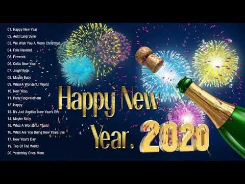 Best Happy New Year Songs 2020 Top New Year Songs Of All Time Youtube In 2020 Happy New Year Song New Years Song Songs