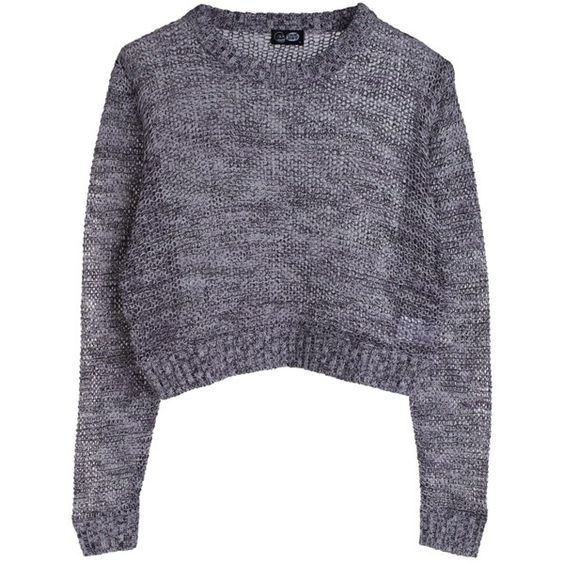 Nikki sweater ❤ liked on Polyvore