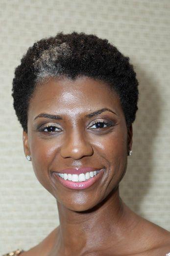 Grey Hair African American Woman: African Queen - Natural Hair